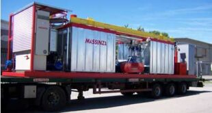 Αυτοματοποιημένο σύστημα φόρτωσης μεγάλων σάκων πολυμερών στο Superchallenger